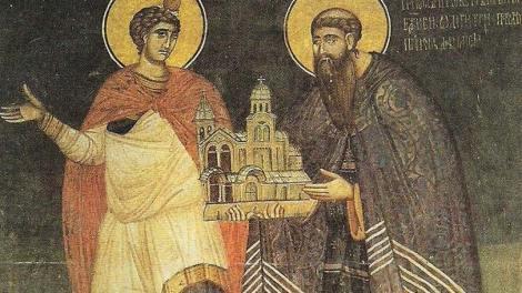 Άγιον Όρος | Άγιος Δανιήλ ο Β΄, Αρχιεπίσκοπος των Σέρβων