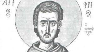 Εορτολόγιο 2021 – 4/1 : Όσιος Ονούφριος ο Νέος