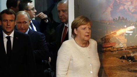 Κόσμος | Τι προβλέπει το προσχέδιο της Συνόδου του Βερολίνου για τη Λιβύη