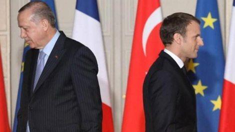 Αποχώρησε από τη Διάσκεψη ο Ερντογάν - Του βάζουν φρένο Μακρόν και ΟΗΕ