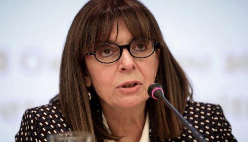 Κατερίνα Σακελλαροπούλου: Ας μη συμφιλιωθούμε με την απώλεια