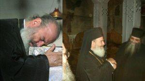 Άγιον Όρος | Ο Αρχιεπίσκοπος Χριστόδουλος στο Άγιον Όρος 28 Ιανουαρίου 2008 (ΦΩΤΟ)