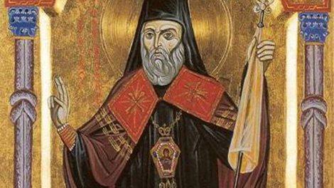 Άγιος Ιγνάτιος Επίσκοπος Μαριουπόλεως, Άγιον Όρος, Μνήμη 3 Φεβρουαρίου