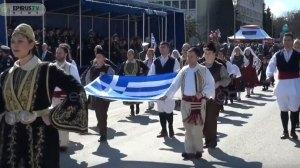 Απελευθέρωση των Ιωαννίνων: Με την παρέλαση κορυφώθηκαν οι εκδηλώσεις