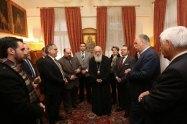 """Αρχιεπίσκοπος: """"Απόφαση - σταθμός η εγγραφή της ψαλτικής τέχνης στην UNESCO"""""""
