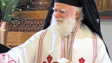 Αρχιεπίσκοπος Κρήτης Ειρηναίος - Συνοδική Θεία Λειτουργία για τα 45 έτη Αρχιερατικής διακονίας