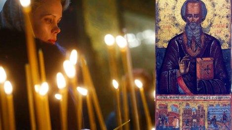 Εορτολόγιο: Ποιοι γιορτάζουν τι γιορτάζουμε Δευτέρα 10 Φεβρουαρίου 2020