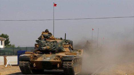 Κόσμος | Στο κόκκινο ξανά η Συρία, η Τουρκία επιτέθηκε στο Χαλέπι
