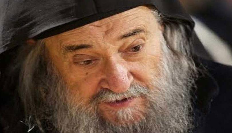 """Μακαριστός Δοχειαρίου Γρηγόριος: """"Ο γελωτοποιός των θείων και των ιερών είναι εφτά φορές καταραμένος"""""""