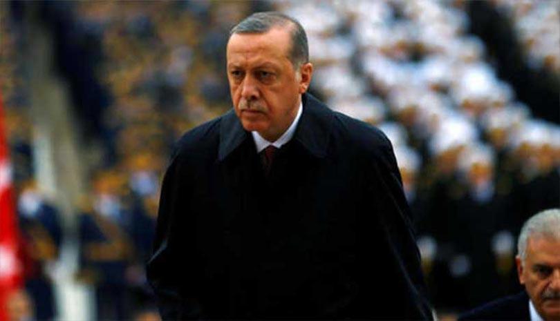 Ερντογάν: Σημαντικά ζητήματα ασφαλείας μας το Αιγαίο, η Συρία και η Λιβύη