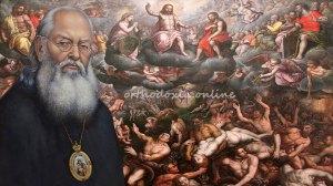 Τελευταία Κρίση   Άγιος Λουκάς ο Ιατρός: Κυριακή της Απόκρεω, Ευαγγέλιο της κρίσεως