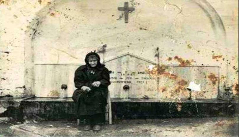 Τι άκουσε η Οσία Γερόντισσα Σοφία της Κλεισούρας από την Παναγία για τον μεγάλο πόλεμο που έρχεται