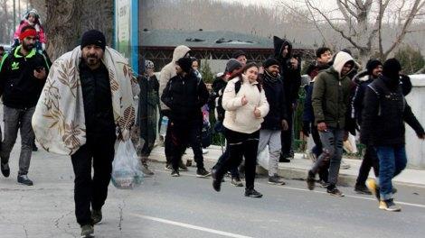 Xιλιάδες μετανάστες καταφθάνουν σε Έβρο και μικρασιατικά παράλια