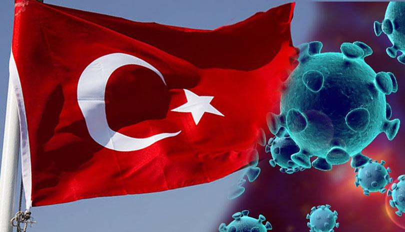 277 νεκροί από τον κορωνοϊό στην Τουρκία