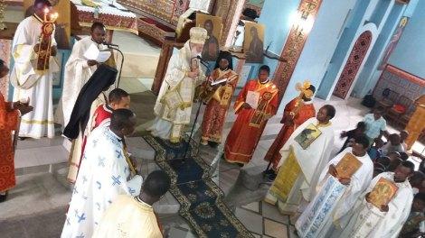 Κυριακή της Ορθοδοξίας στην Ιερά Μητρόπολη Κανάγκας