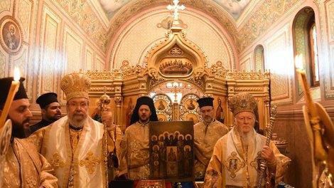 Κυριακή της Ορθοδοξίας στο Φανάρι - Μηνύματα με πολλούς αποδέκτες από Πατριάρχη και Κύπρου