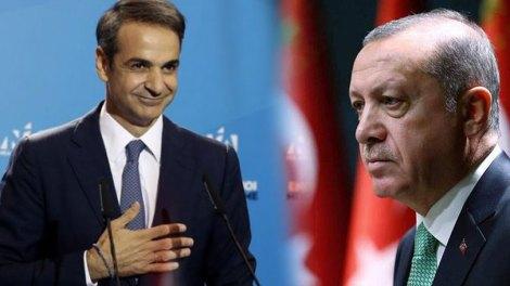 Μητσοτάκης & Ερντογάν στην Ευρώπη για το μεταναστευτικό
