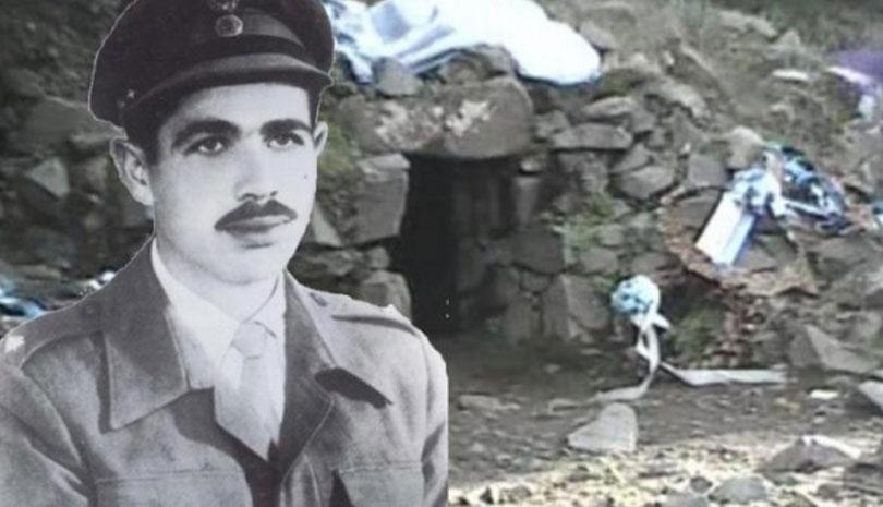 Σαν σήμερα 3 Μαρτίου 1957 το ολοκαύτωμα του σταυραετού του Μαχαιρά Γρηγόρη Αυξεντίου