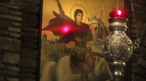 Πως ο Άγιος Γεώργιος έκανε χριστιανή Τουρκάλα