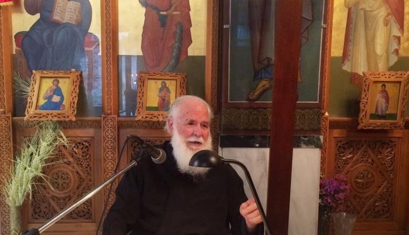 † Πρωτοπρεσβύτερος Γεώργιος Μεταλληνός: Μάιος o μήνας της Πόλης