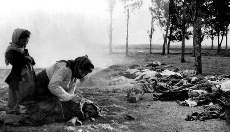 19 Μαΐου: Η Γενοκτονία των Ελλήνων του Πόντου