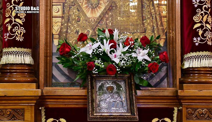 Άργος: Αρχιερατική Θεία Λειτουργία της εορτής του πολιούχου Αγίου Πέτρου του θαυματουργού