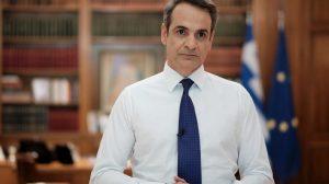 Διάγγελμα Μητσοτάκη: Το σχέδιο της κυβέρνησης για την τόνωση της οικονομίας