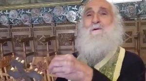 Η συγκλονιστική μαρτυρία του π. Στεφάνου σχετικά με τη Θεία Κοινωνία