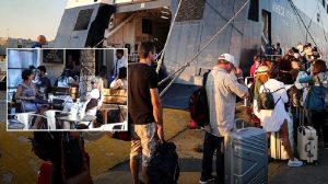 Πώς θα λειτουργήσουν τα καταστήματα εστίασης - Ξεκινούν τα δρομολόγια προς τα νησιά