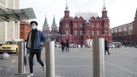 Ρωσία Covid-19: 9.200 νέα κρούσματα και 119 νέοι θάνατοι σε ένα 24ωρο