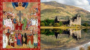 Εορτολόγιο 2020: Κυριακή 21 Ιουνίου Σύναξη των εν Σκωτία διαλαμψάντων Αγίων
