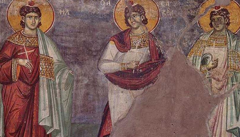 Εορτολόγιο 2020: Τετάρτη 17 Ιουνίου Άγιος Ίσαυρος και οι συν αυτώ Βασίλειος, Ιννοκέντιος, Ερμείας, Φιλήκας και Περεγρίνος