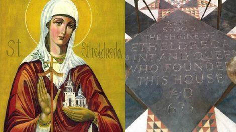 Εορτολόγιο 2020: Τρίτη 23 Ιουνίου Αγία Etheldreda