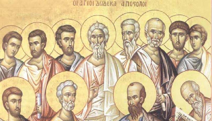 Η συμβολή των αγίων Αποστόλων στο έργο της Εκκλησίας
