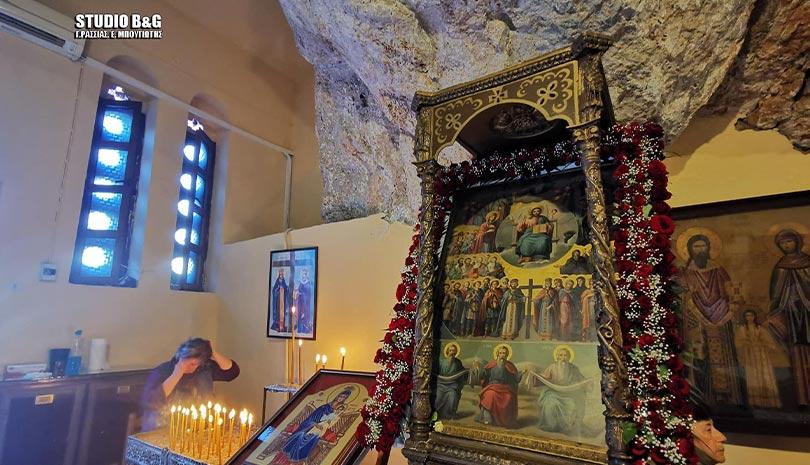 Ναύπλιο: H Εορτή των Αγίων Πάντων στην Πρόνοια | ΕΚΚΛΗΣΙΑ | Ορθοδοξία | orthodoxia.online | Αγίων Πάντων |  Αγίων Πάντων |  ΕΚΚΛΗΣΙΑ | Ορθοδοξία | orthodoxia.online