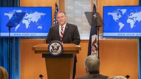 Οι ΗΠΑ αποδοκιμάζουν τη συμφωνία Τουρκίας-Λιβύης
