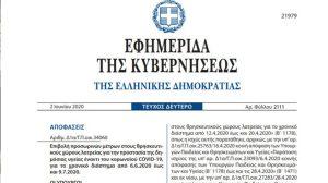 Πως θα λειτουργήσουν Εκκλησίες και Μοναστήρια μέχρι και τις 9 Ιουλίου | Ελλάδα | Ορθοδοξία | orthodoxiaonline | Εκκλησίες |  Ελλάδα |  Ελλάδα | Ορθοδοξία | orthodoxiaonline