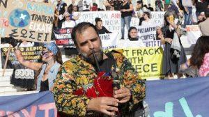 Σύνταγμα: Συγκέντρωση διαμαρτυρίας για το Περιβάλλον