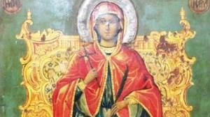 Αγία Μαρίνα: Η προσευχή της Μεγαλομάρτυρος πριν το μαρτύριο