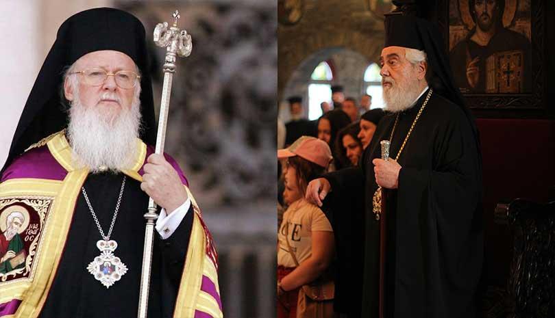 Φωκίδος Θεόκτιστος: Θα ηχήσουν και πάλι οι καμπάνες στην Αγία Σοφία