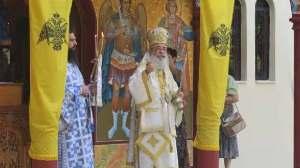 Μακαριστός Φθιώτιδος Νικόλαος: Η εποχή που ζούμε ομοιάζει με την εποχή που έζησε η Αγία Μαρίνα, είναι δαιμονιώδης