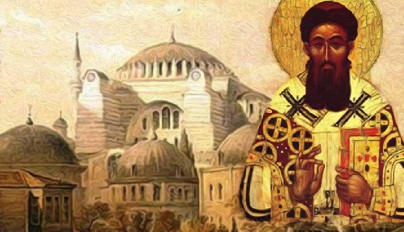 Ναυπάκτου Ιερόθεος: «Ο Άγιος Γρηγόριος ο Παλαμάς και οι Οθωμανοί»