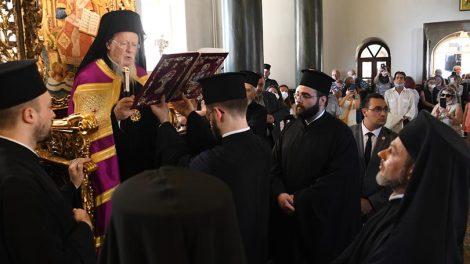 Ο Οικουμενικός Πατριάρχης για την επαναλειτουργία της Θεολογικής Σχολής της Χάλκης | Εκκλησία | Ορθοδοξία | orthodoxiaonline | Οικουμενικός Πατριάρχης Βαρθολομαίος |  Εκκλησία |  Εκκλησία | Ορθοδοξία | orthodoxiaonline