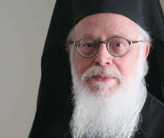 Αρχιεπίσκοπος Αλβανίας Αναστάσιος : «Μετά βαθυτάτης ὀδύνης μετέχομεν εἰς τήν τεραστίαν θλίψιν τοῦ λαοῦ τοῦ Λιβάνου»
