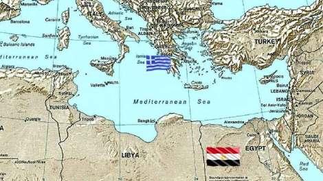 Ελλάδα & Αίγυπτος υπέγραψαν συμφωνία για ΑΟΖ - Με NAVTEX απαντά η Τουρκία