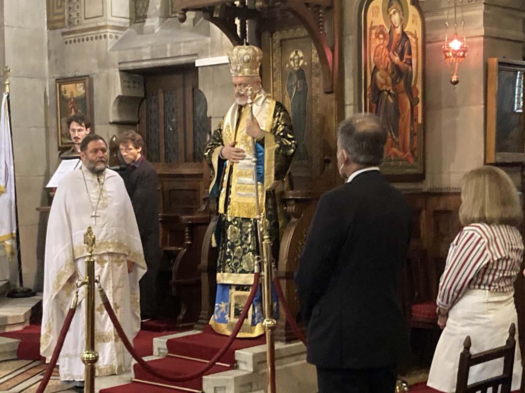H Κοίμηση της Θεοτόκου στον Μητροπολιτικό Ι. Ναό Αγίου Στεφάνου Παρισίων ΦΩΤΟ | ΕΚΚΛΗΣΙΑ | Ορθοδοξία | orthodoxia.online | Κοίμηση της Θεοτόκου | Κοίμηση της Θεοτόκου | ΕΚΚΛΗΣΙΑ | Ορθοδοξία | orthodoxia.online