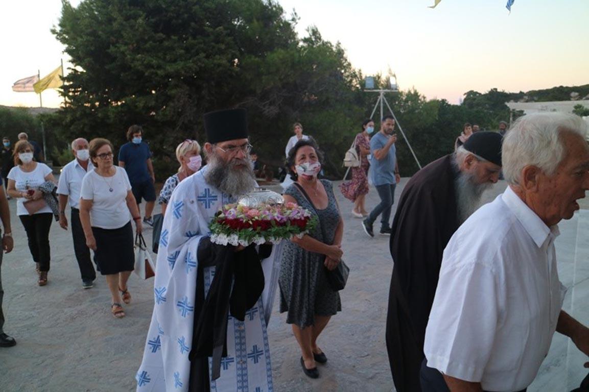 Η Πάρος εόρτασε τον Όσιο Αρσένιο | ΕΚΚΛΗΣΙΑ | Ορθοδοξία | orthodoxia.online | Πάρος | Μητροπολίτης Παροναξίας κ. Καλλίνικος | ΕΚΚΛΗΣΙΑ | Ορθοδοξία | orthodoxia.online