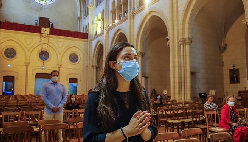 Λίβανος : Στα όρια τα νοσοκομεία της Βηρυτού από τον κορωνοϊό