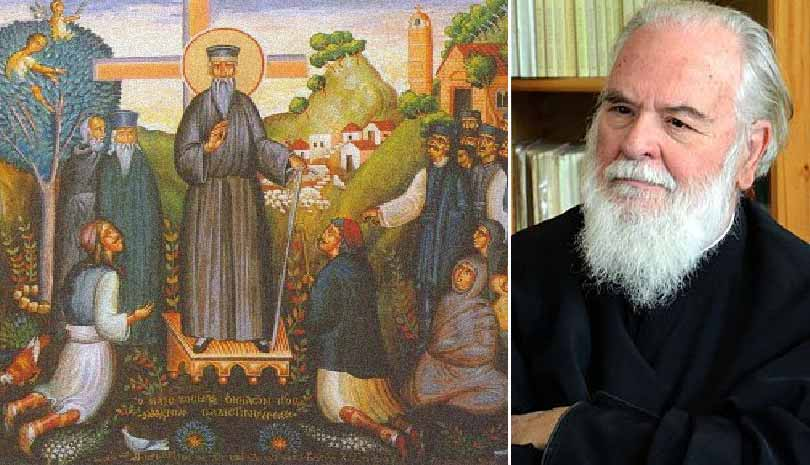 Ο Ισαπόστολος και Δάσκαλος του Γένους Άγιος Κοσμάς ο Αιτωλός - Πρωτοπρεσβύτερος Γεώργιος Μεταλληνός (ομιλία)