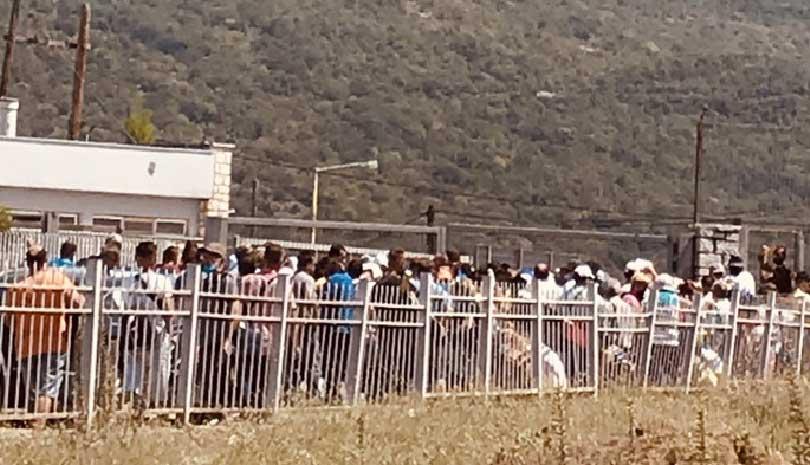 Τραγική η κατάσταση στα Ελληνοαλβανικά σύνορα